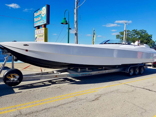 South Florida Trailers 1991 40′ SKATER | Tres Martin Performance