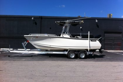 South Florida Trailers for boats