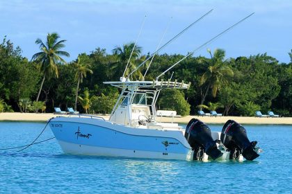 South Florida Trailers for center console boats