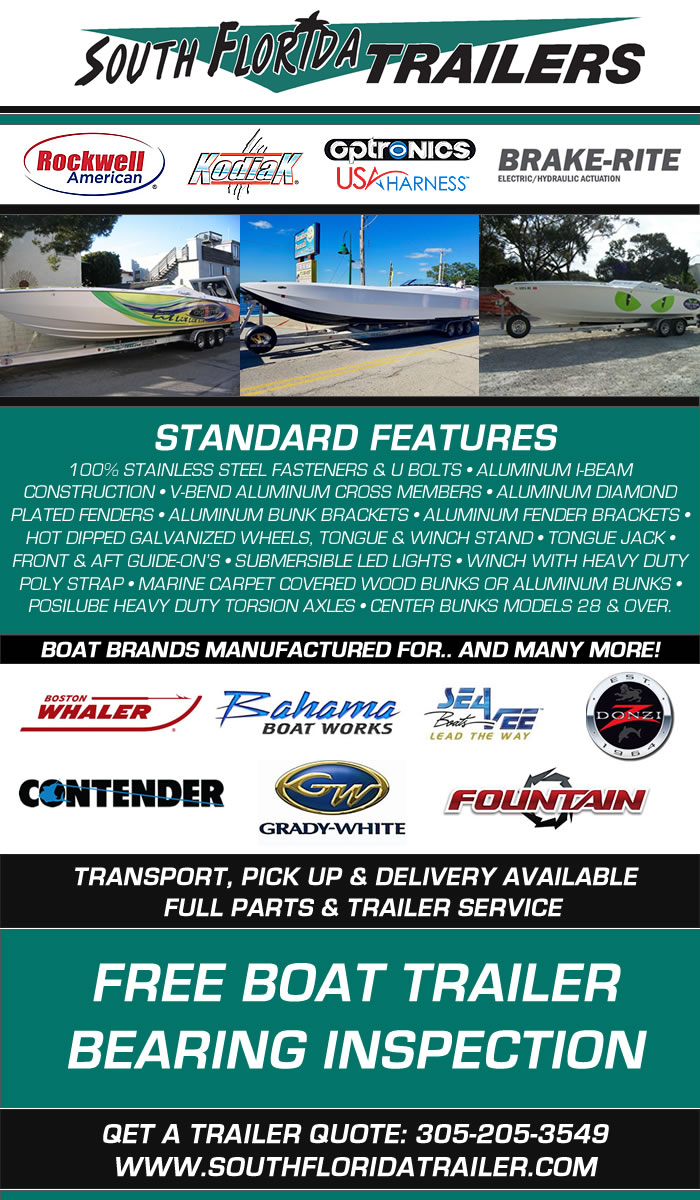 South Florida Trailers Flyer